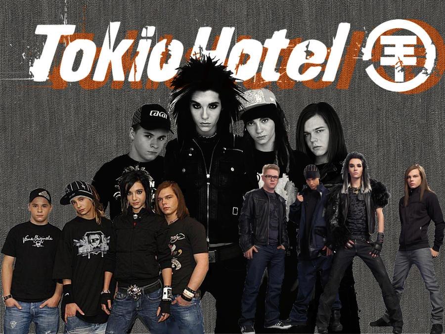 wallpaper hotel. Tokio Hotel Wallpaper by