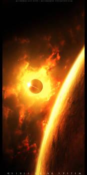 Osiris Solar System