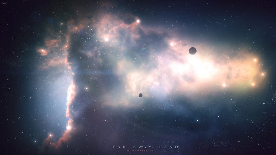 Far Away Land by Moonmaker