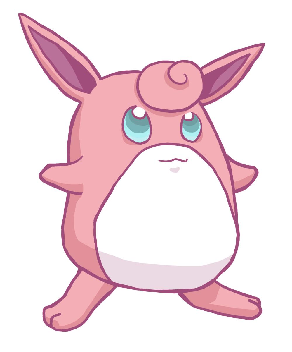 Pokemon: Wigglytuff by Vertigosia on DeviantArt