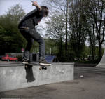 Noseslide by cleverless