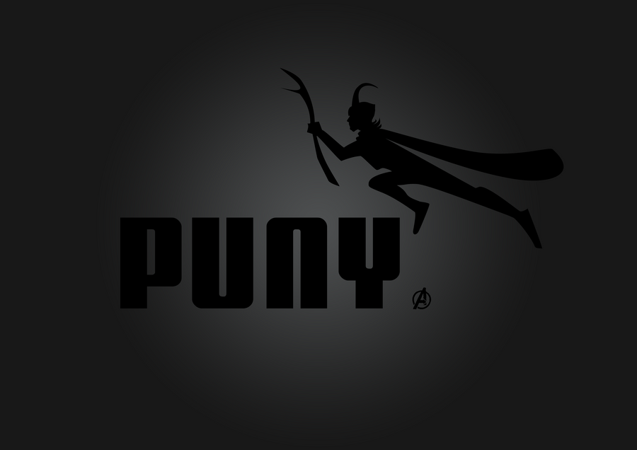 puny T-shirt by timacs