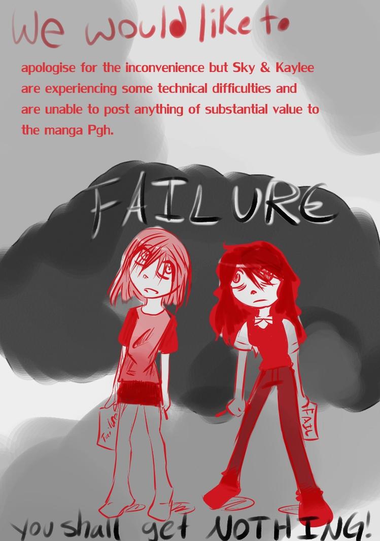 Failure by Club-House-Kidz