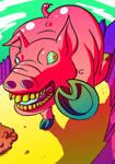 Mad Bacon by Marcotonio-desu