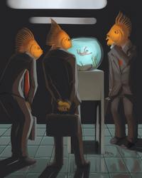 Goldfish by Marcotonio-desu