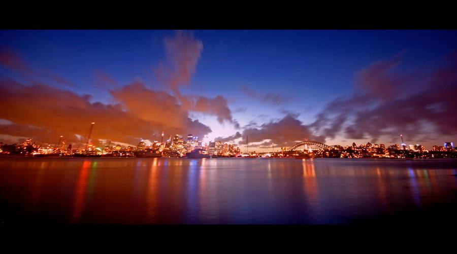 Sydney Australia New Year 0708 by Thrill-Seeker
