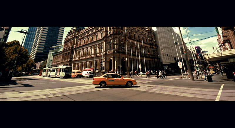 Melbourne Taxi Australia