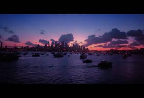 Sydney Harbour, NSW, Australia by Thrill-Seeker