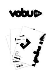 vobu film logotype and station