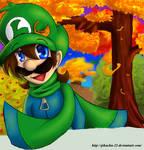 Luigi - Autumn in MK