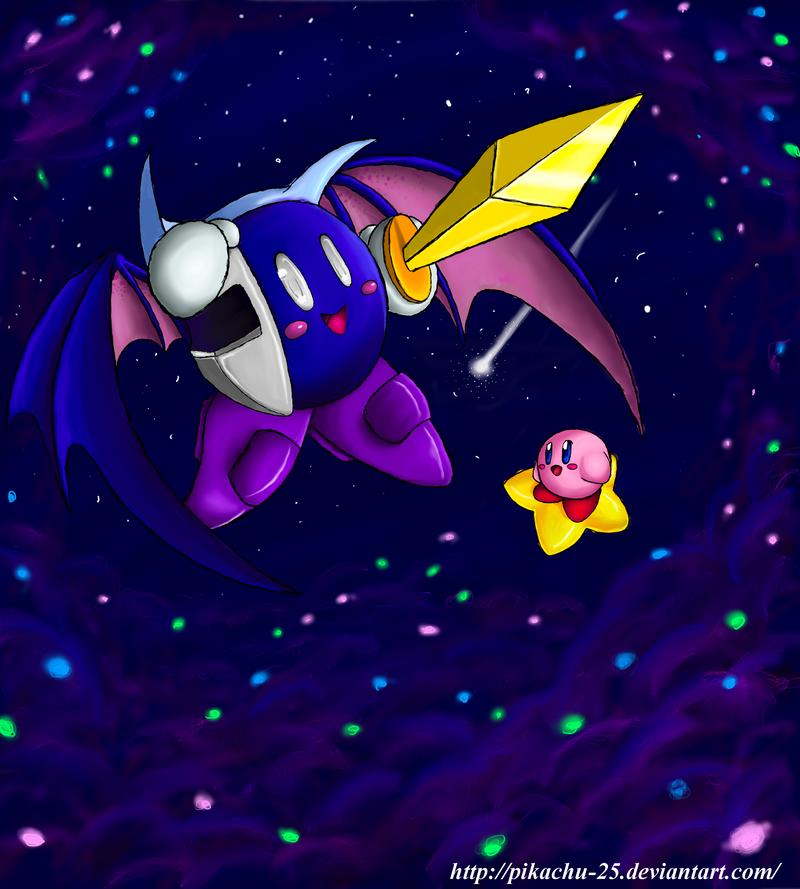 Cute Kirby And Pikachu Cute Kirby And Pikachu