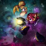 Rayman - This universum needs magical boys too