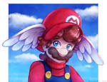 Super Mario - Wings to the Sky