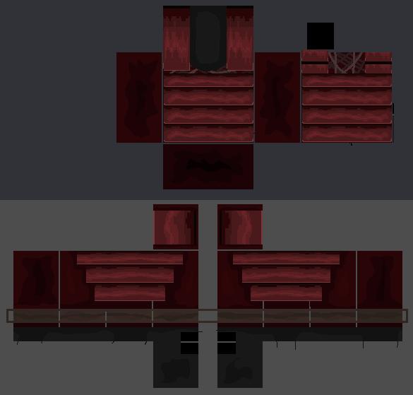 Dark Red Samurai Armor By Iimadrbx On Deviantart