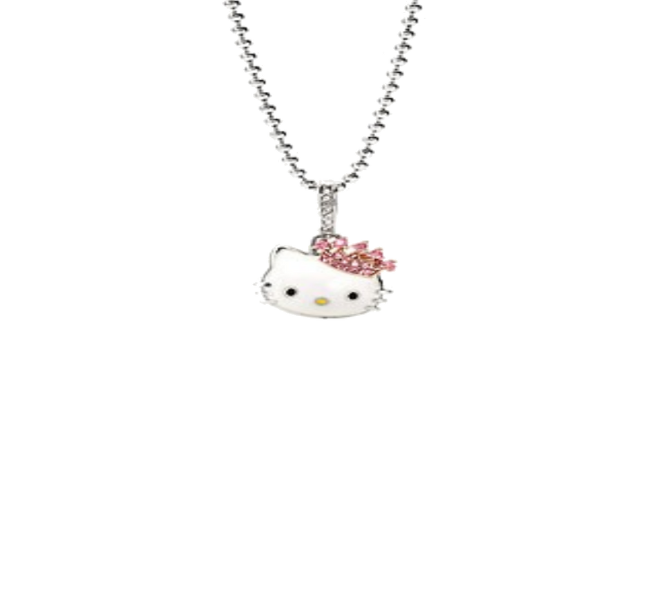Hello kitty necklace by iimadrbx on deviantart hello kitty necklace by iimadrbx mozeypictures Image collections