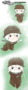 If KAT-TUN were chibi ~Kame no baai 3~