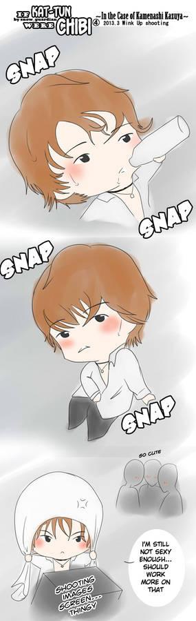 If KAT-TUN were chibi ~Kame no baai 4~