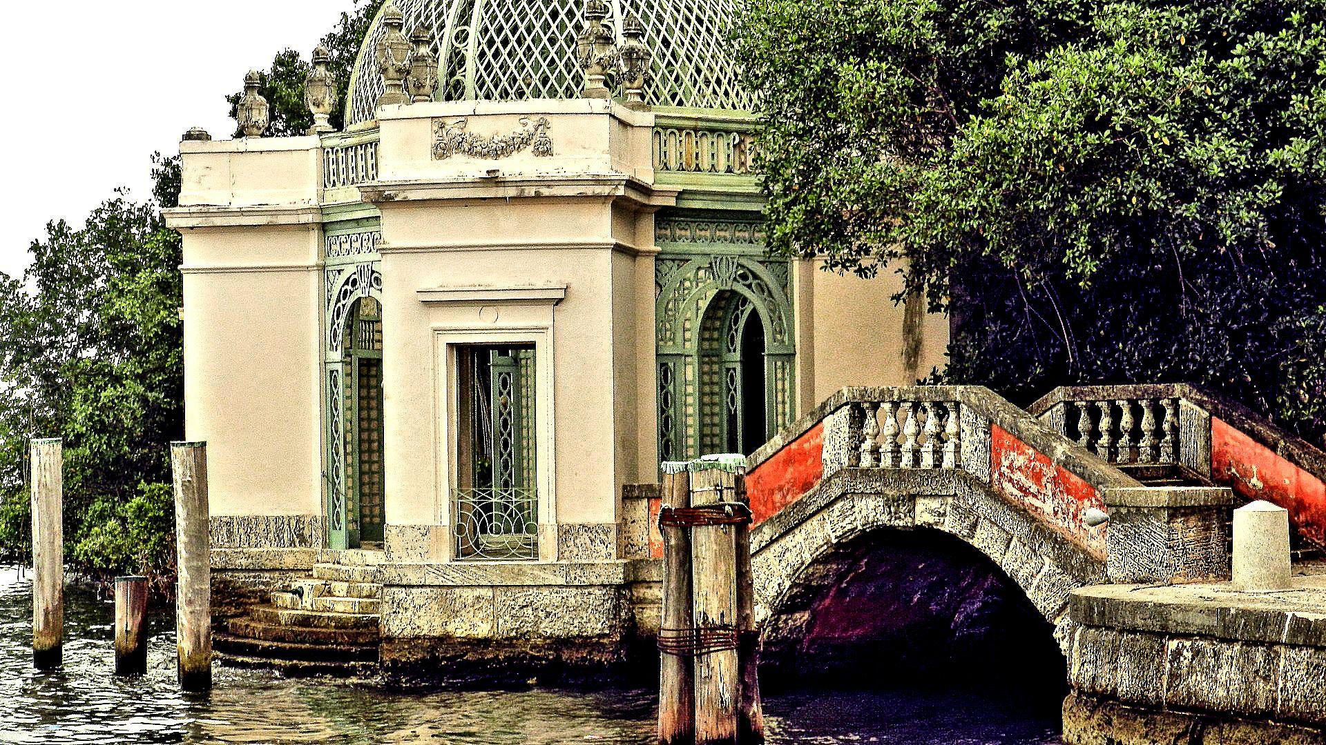 Vizcaya - Miami by Rhiannon44