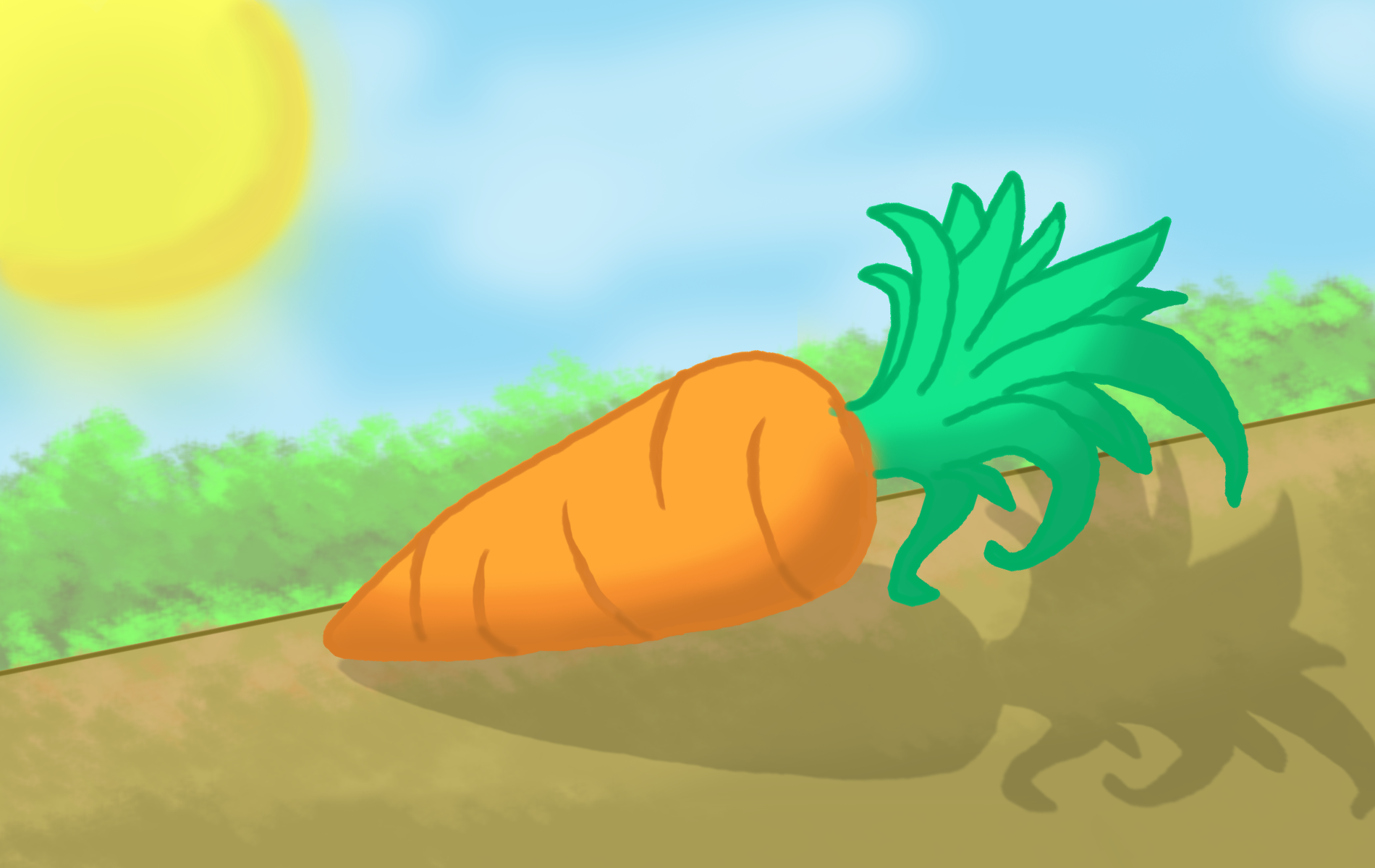 How To Draw A Cartoon Carrot Apps Directories
