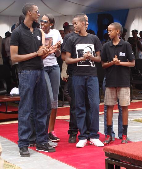 Kagame Kamonyi Family by linkexperts