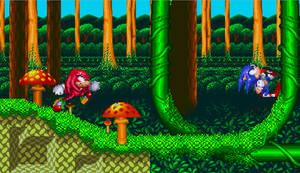 Sonic Generations Scene 2