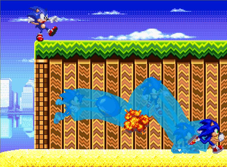 Sonic Generations Scene 10 by TheTodStar on DeviantArt