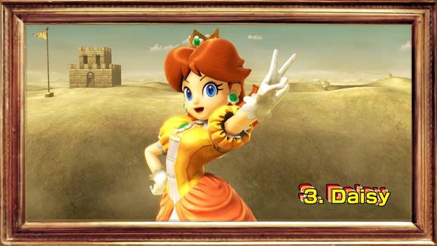 TheTodStar's Smash Ultimate Top 5 - Daisy