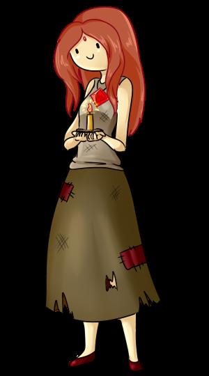 Flame Princess - Human by Rumay-Chian