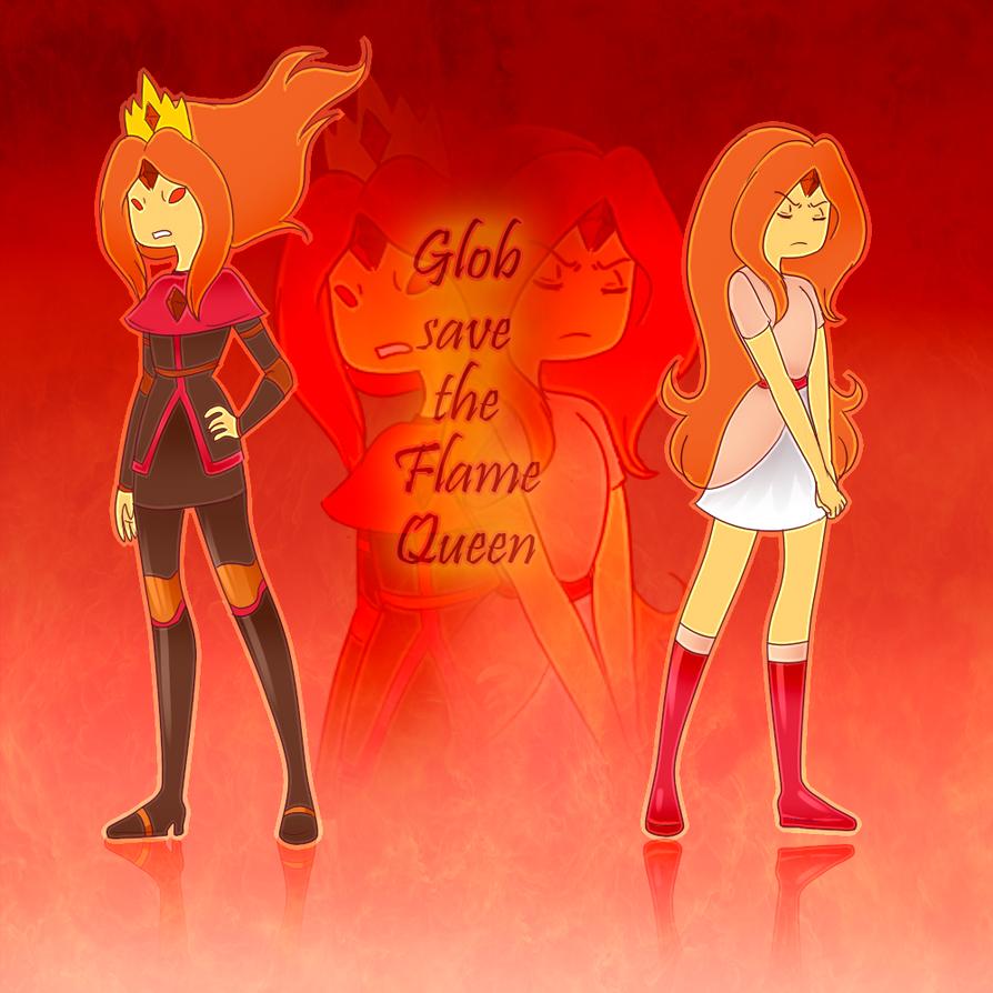 El Juego de quien es quien Glob_save_the_flame_queen_by_rumay_chian-d6kuh0v