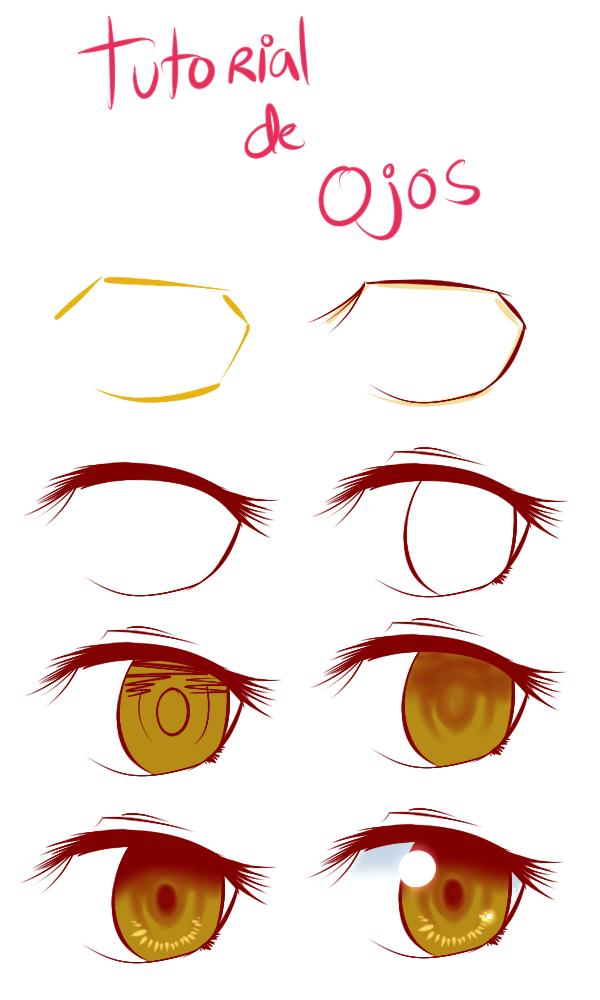Ojos Anime Mujer Imagui
