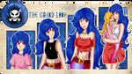 Meme Edades - The Grand Line - Violet