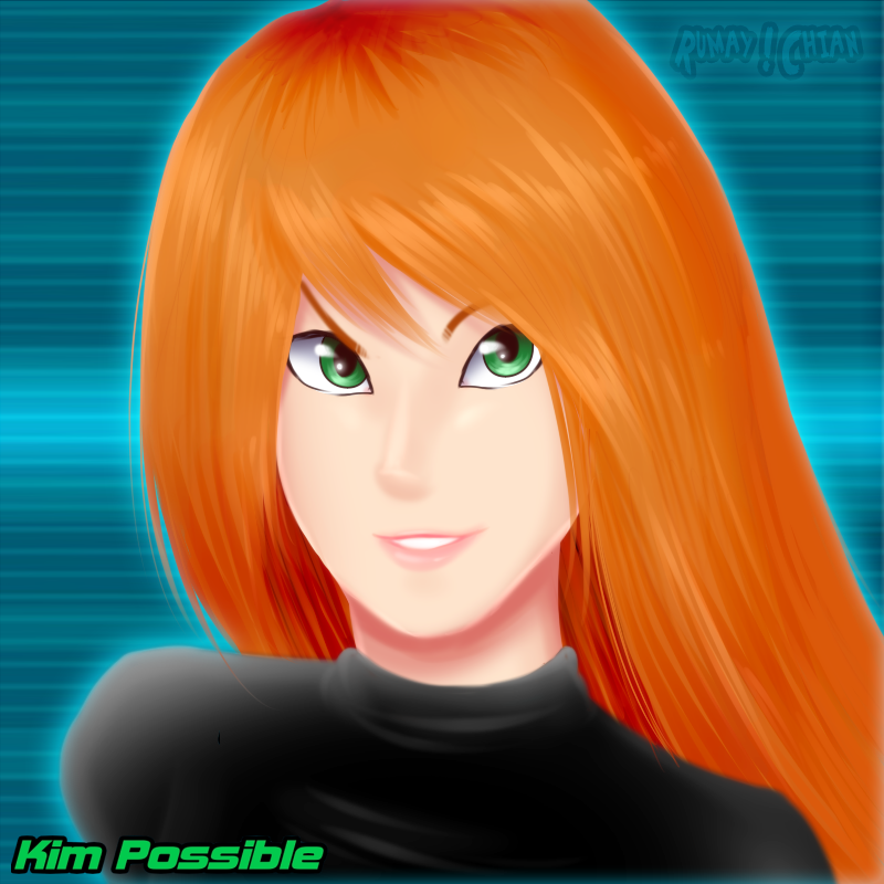 Kim Possible by Rumay-Chian