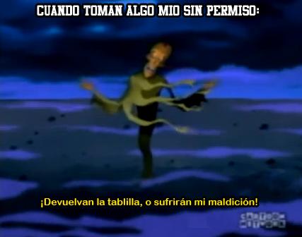 Cuando toman algo mio sin permiso by Rumay-Chian