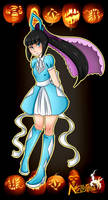 Suicune Alice by Rumay-Chian
