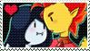 FLAMELINE Stamp