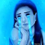 Empty tears by Rumay-Chian