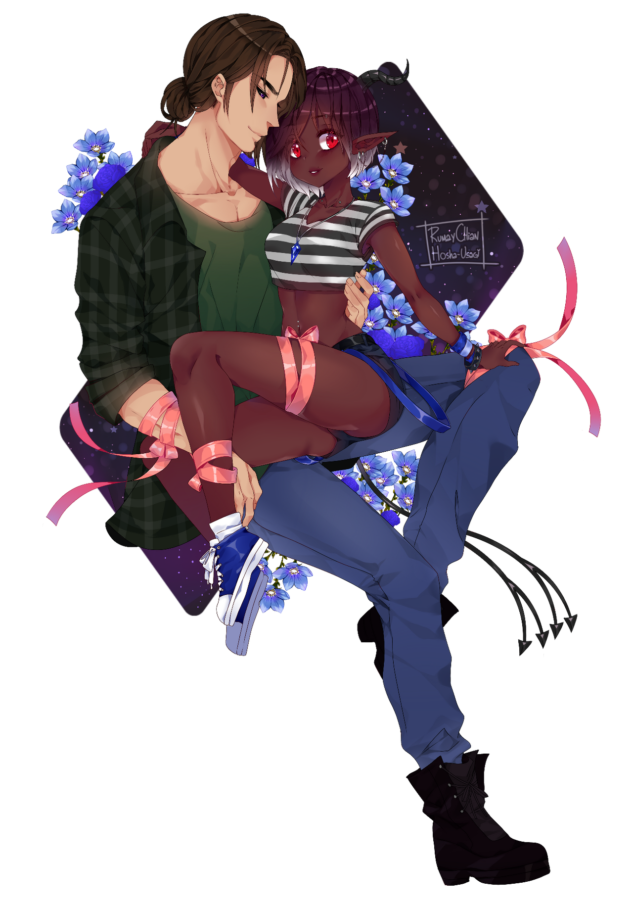 [Comission]  for alwaysforeverhailey