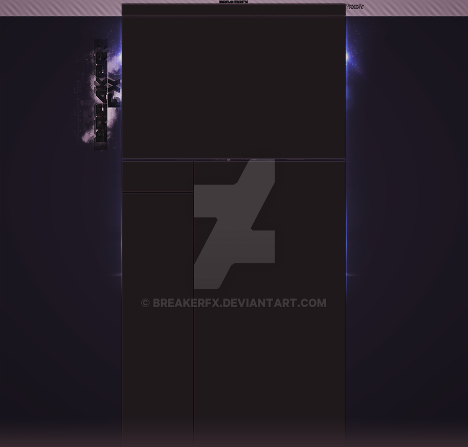 BreakerFX Youtube Template 1 by BreakerFX