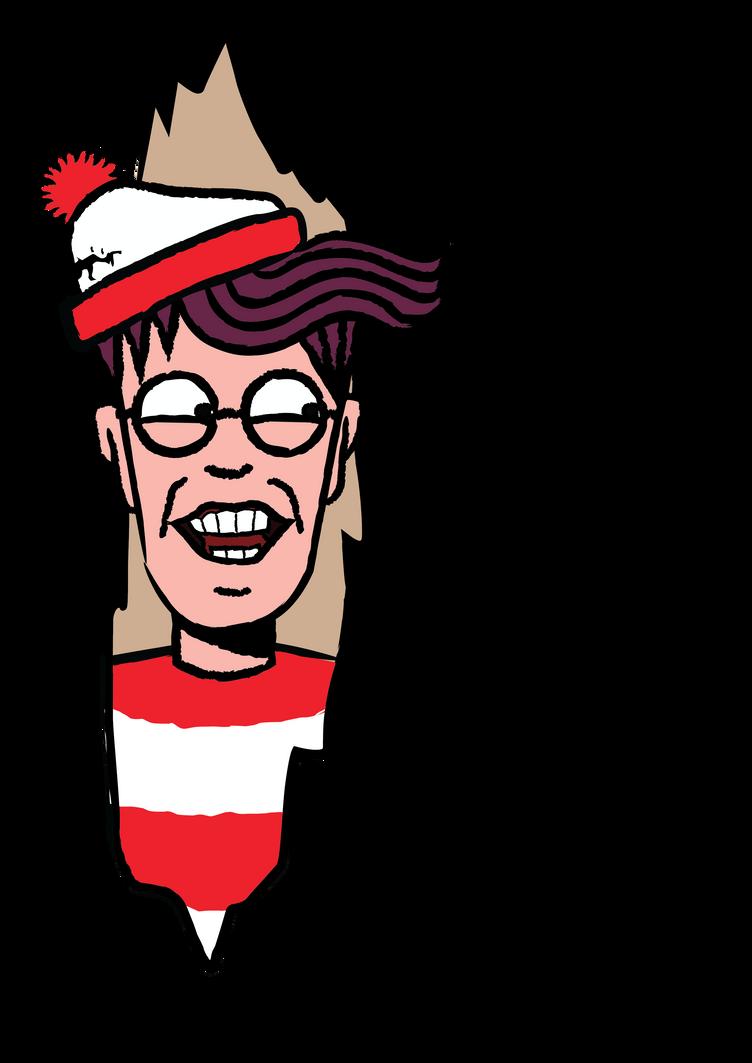 Here's Wally by VilePurple