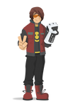 Commission: Sowharts' Minecraft Avatar Retro Style