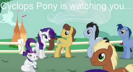 Cyclops Pony