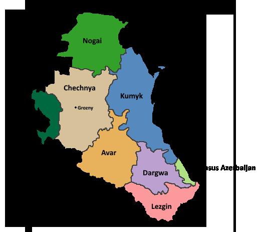 The Caucasus Republic by poklane