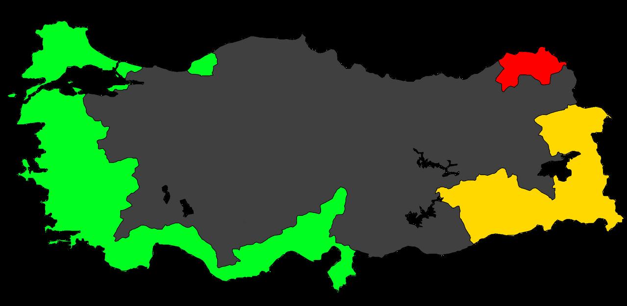 2020 Turkey Partition by poklane