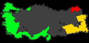 2020 Turkey Partition