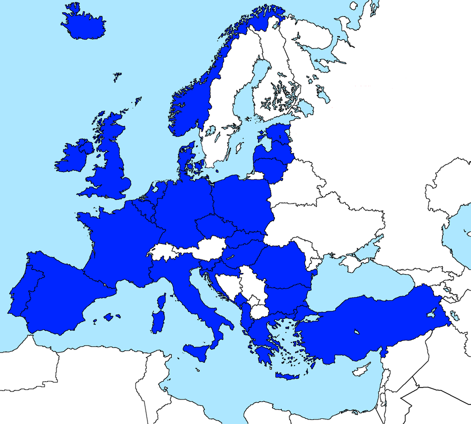 NATO in Europe as of June 5th by poklane
