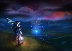 Fantasy scene - Reworked
