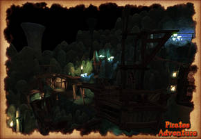 Pirates Hideout - Screen 4 by PiratesAdventure
