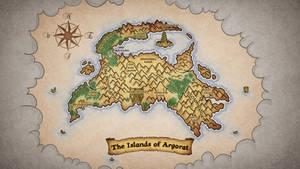 The Islands of Argorat by PiratesAdventure