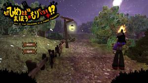 Magic Forest Screenshot 01 by PiratesAdventure