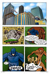 Defenders of the Gene, Page 1
